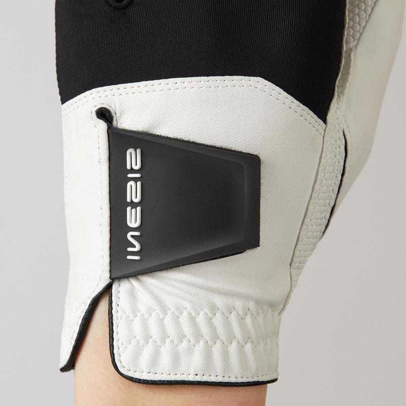 MENS RIGHT-HANDED 100 GOLF GLOVE.