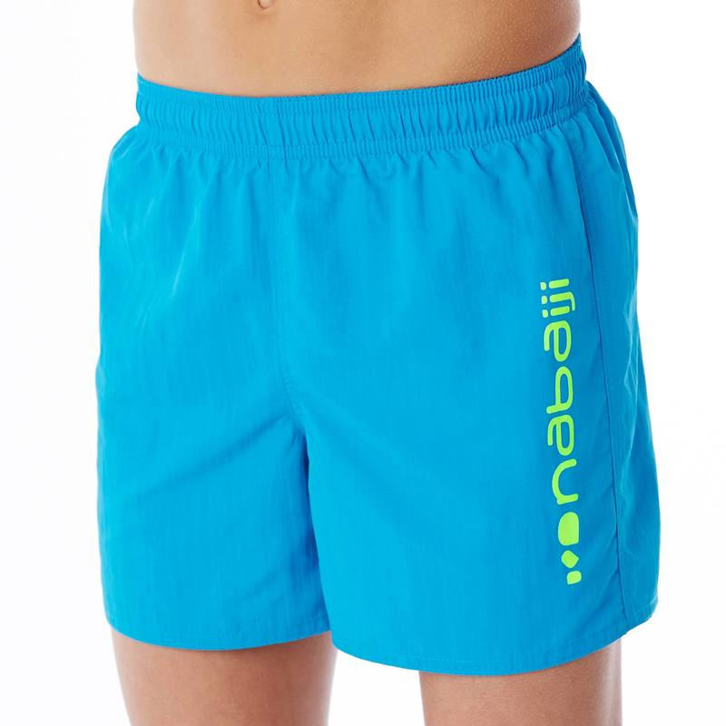 100 BOYS SWIM SHORTS - BLUE