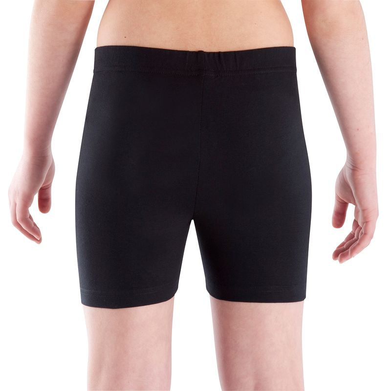 100 Girls Gym Shorts - Black