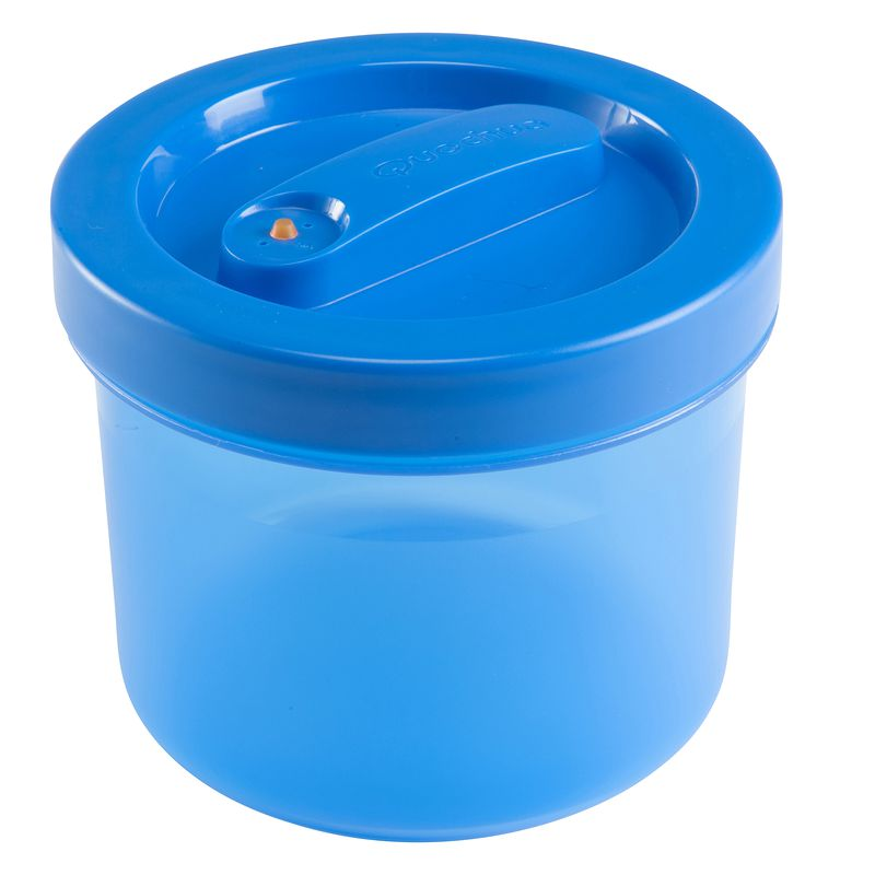 0.65 L Plastic Hiking Food Box.
