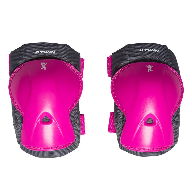 Childrens Bike Protection Kit XS - Pink.