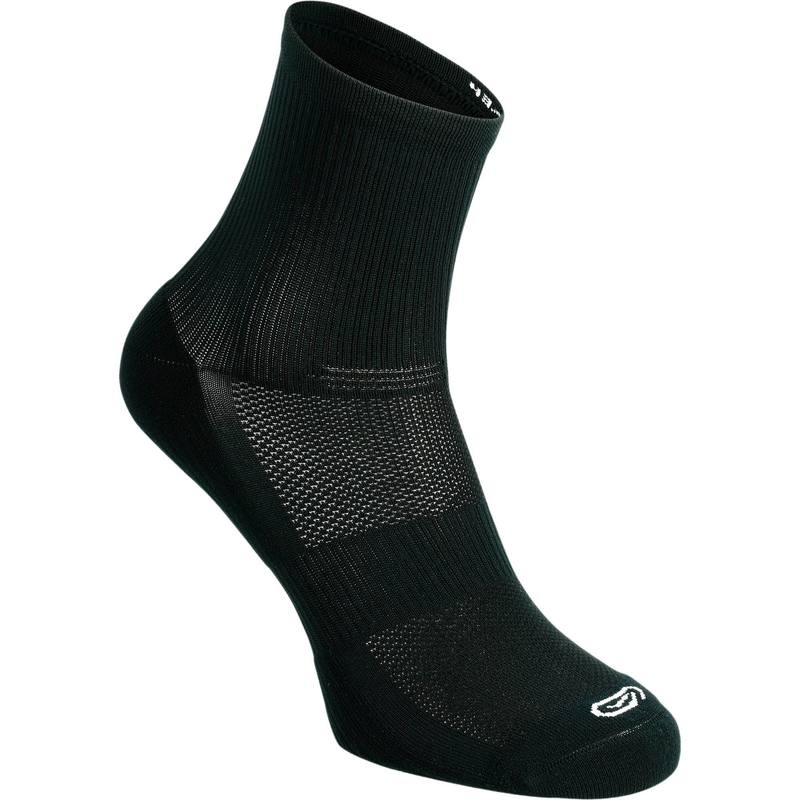 COMFORT MID SOCK X2 BLACK.