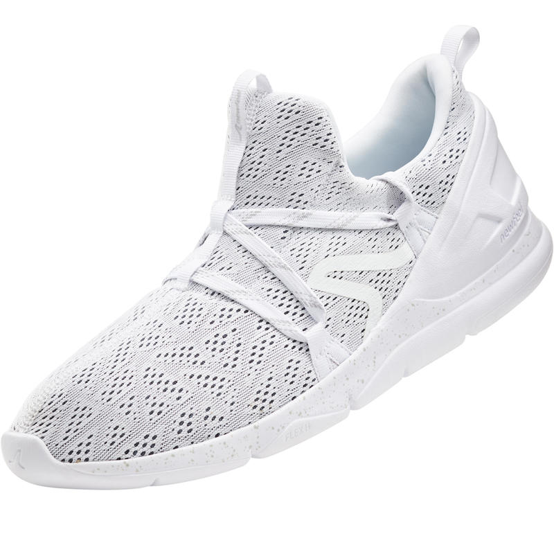 PW 140 Womens Fitness Walking Shoes - White