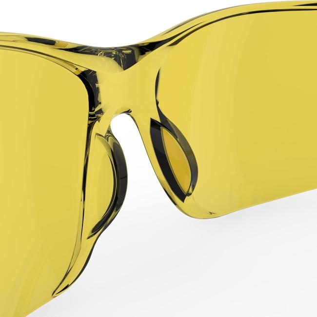 ST 100 Adult MTB Sunglasses Category 1 - Yellow.