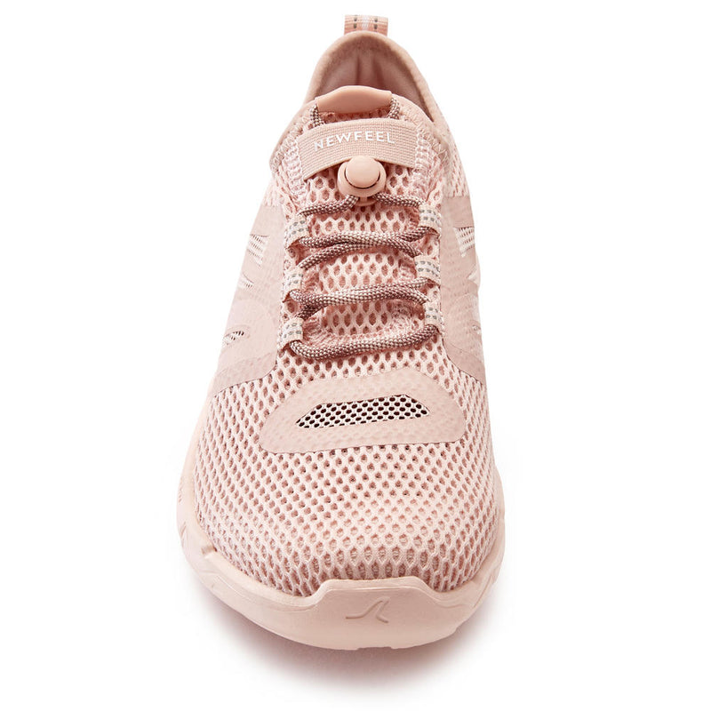 Women's Fitness Walking Shoes PW 500 - pink.