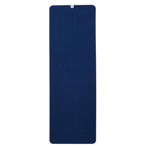 YOGA GRIP TOWEL - Blue