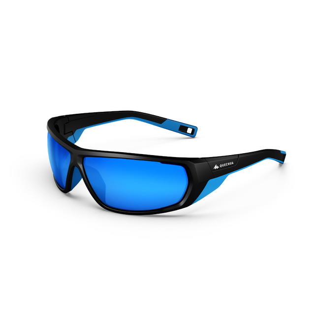 Sunglasses MH570 Cat 4 - Black/Blue.
