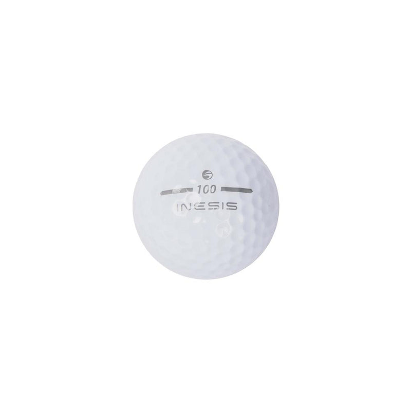 Golf Ball 100 White.