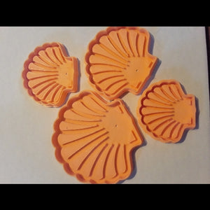# 169 Imprinted Seashell #03