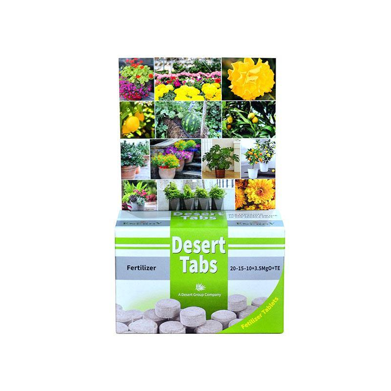 Desert Energy N-P-K Fertilizer Tabs