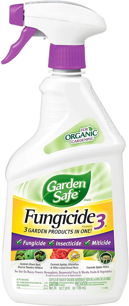 Garden Safe Brand Fungicide3® (Ready to Use)