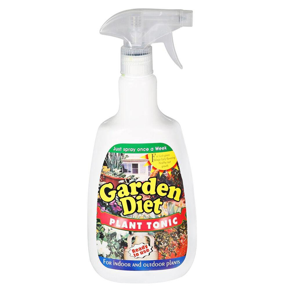 Garden Diet Plant Tonic 860 ml