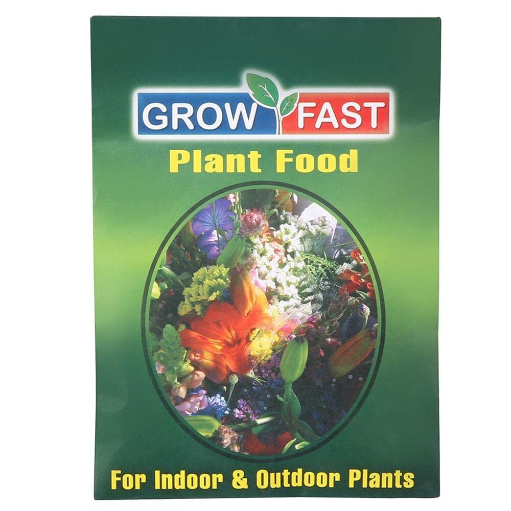 Growfast Plant Food For Outdoor & Indoor Plants
