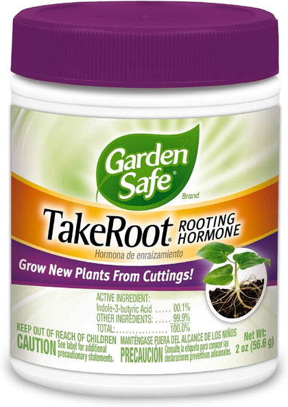 Garden Safe TakeRoot Rooting Hormone, 56.6 gm