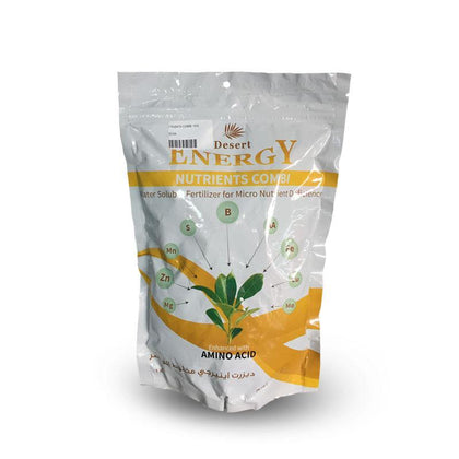 Desert Energy Nutrients Combi (QTY - 1kg)