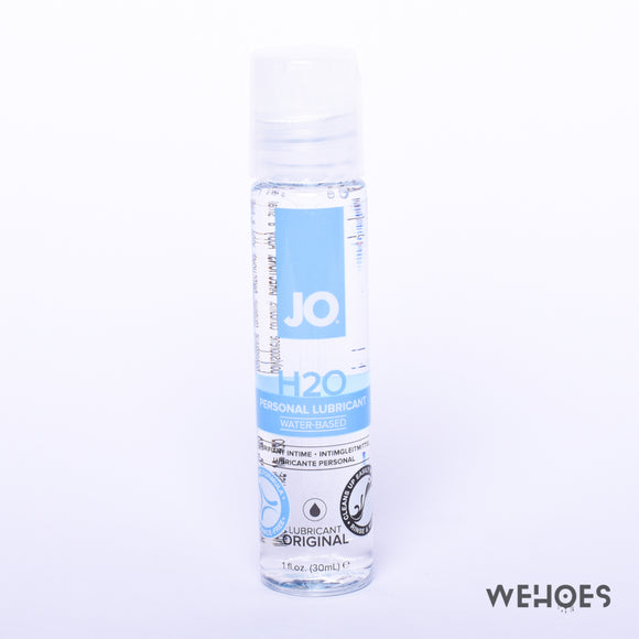 H2O Water Based Personal Lubricant Original 1 Ounce