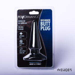 Performance Beginner Butt Plug