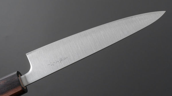 Hitohira Futana SB Migaki Petty 135mm Cherry Wood Handle