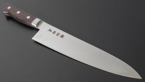 Hitohira Imojiya OKD VG-1 Gyuto 210mm Wood Handle