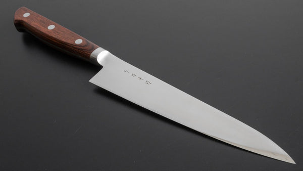 Hitohira KH Stainless Petty 150mm Imitation Mahogany Handle