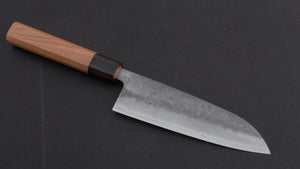 Hitohira Futana S3 Nashiji Santoku 170mm Cherry Wood Handle