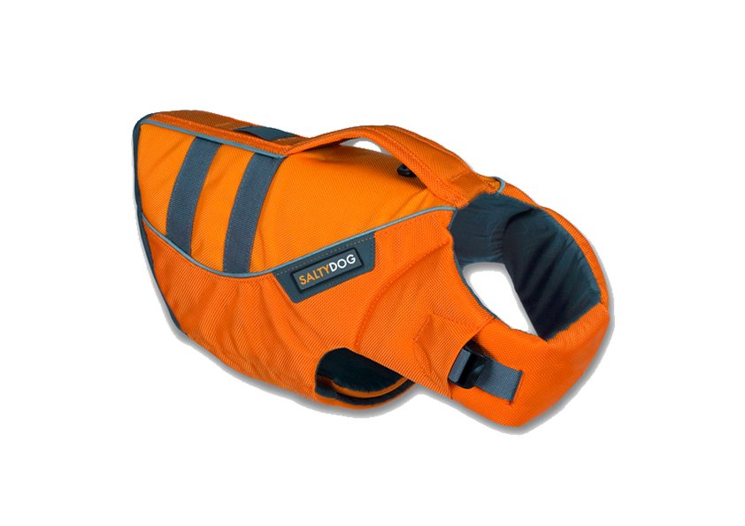 Dog Life Jacket - Orange