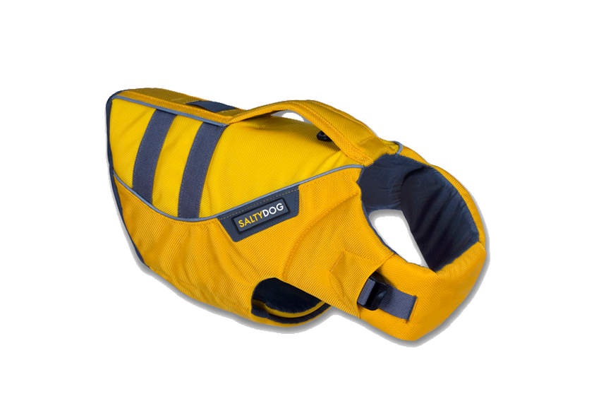 Dog Life Jacket - Yellow