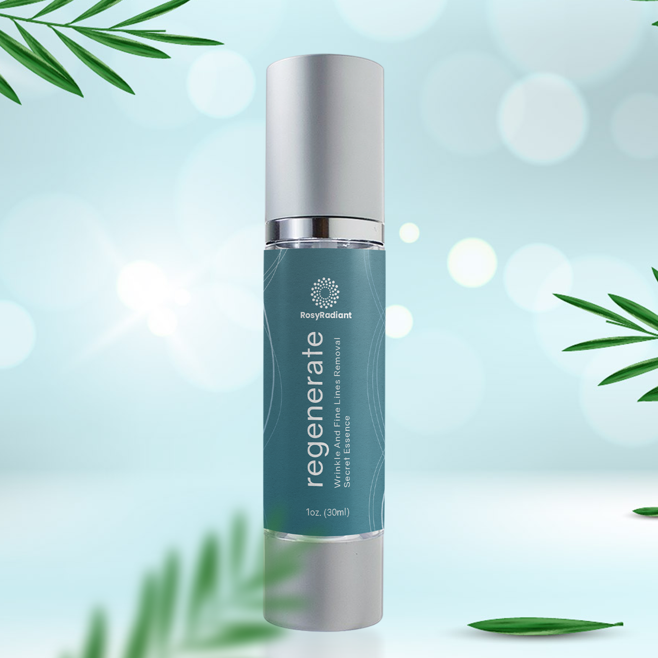 regenerate With All Natural Ingredients