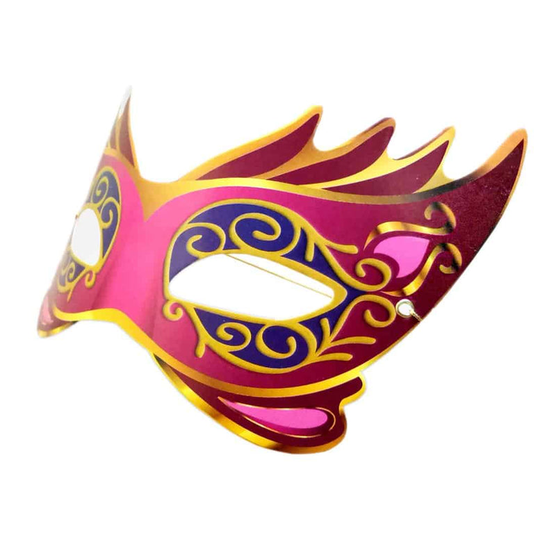 Party Masks - Purple - Party Pirates