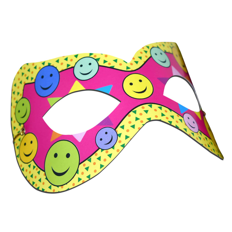 Party Masks - Smlileys - Party Pirates