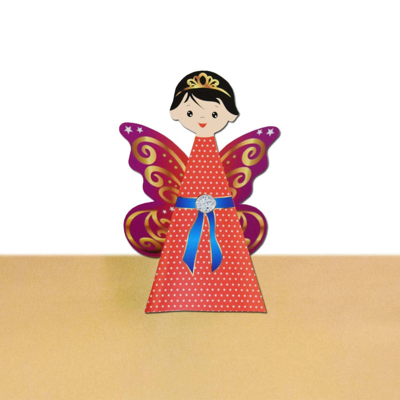 Table Decor - Fairy (Red) - Party Pirates