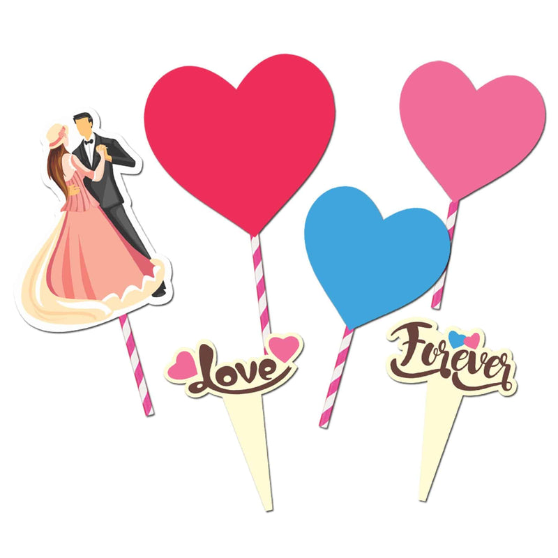 Cake Decora - Love Forever - Party Pirates