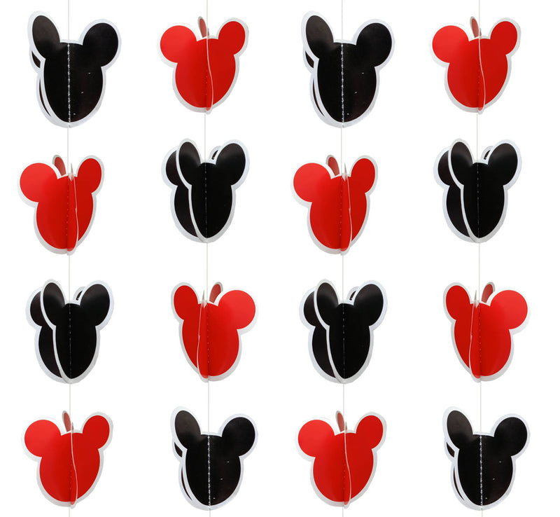 Wall Hanging - Mini Lovely Mouse Frill - Party Pirates