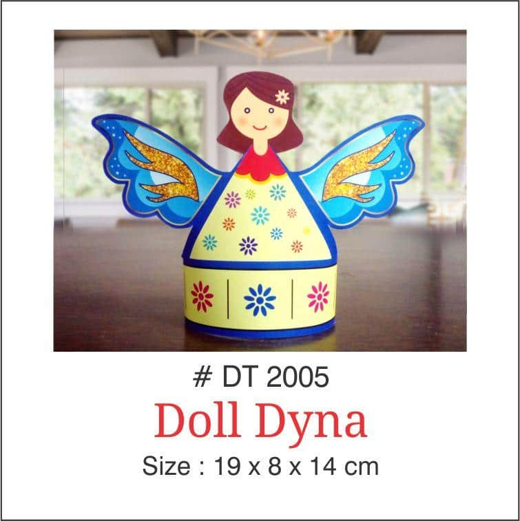 Table Decoration - Dyna Doll - Party Pirates