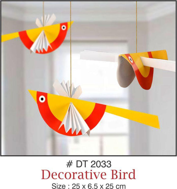 Wall Hangings - Decorative Bird - Party Pirates