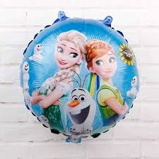 Foil Balloon - Frozen Set (Pack of 5 Pcs) - Party Pirates