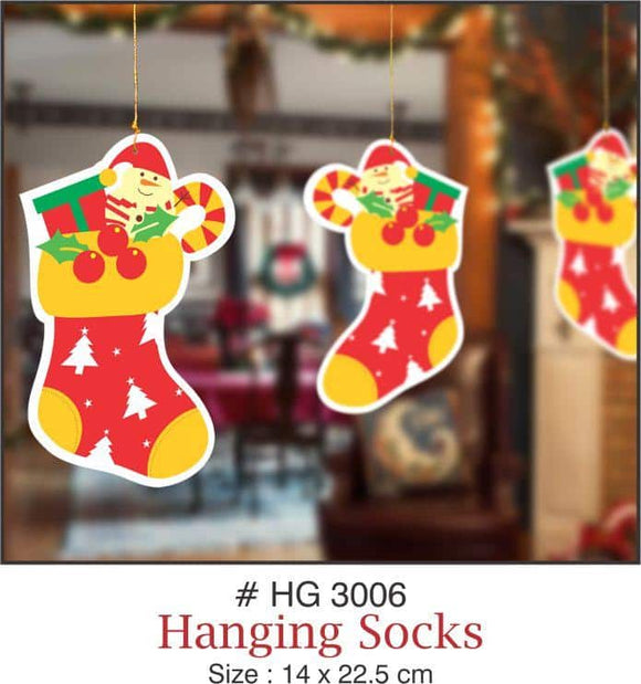 Wall Hangings - Socks - Party Pirates