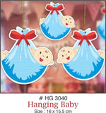 Wall Hanging - Baby Shower - Party Pirates