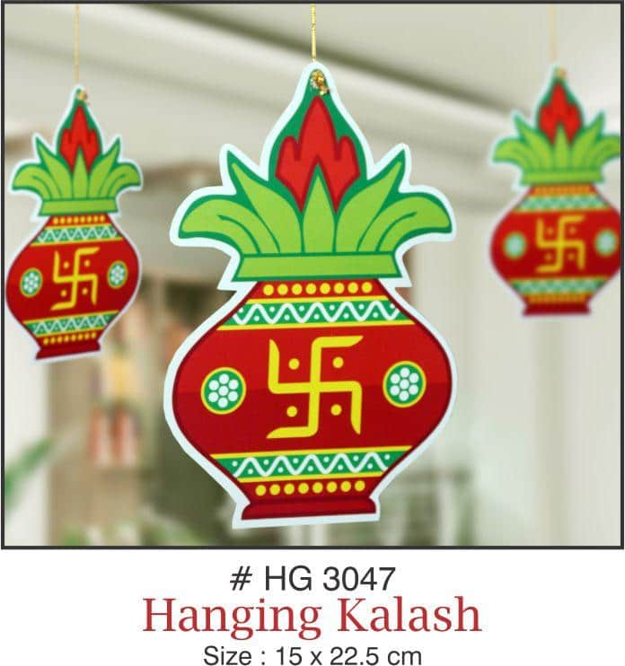 Wall Hangings - Kalash - Party Pirates