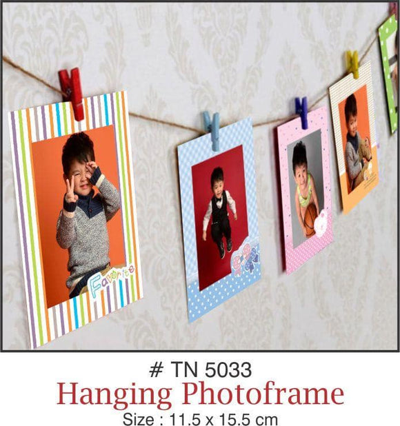 Wall Hangings - Photoframe - Party Pirates