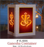 Lighting Decor - Ganesha (Container with Glow Light) - Party Pirates
