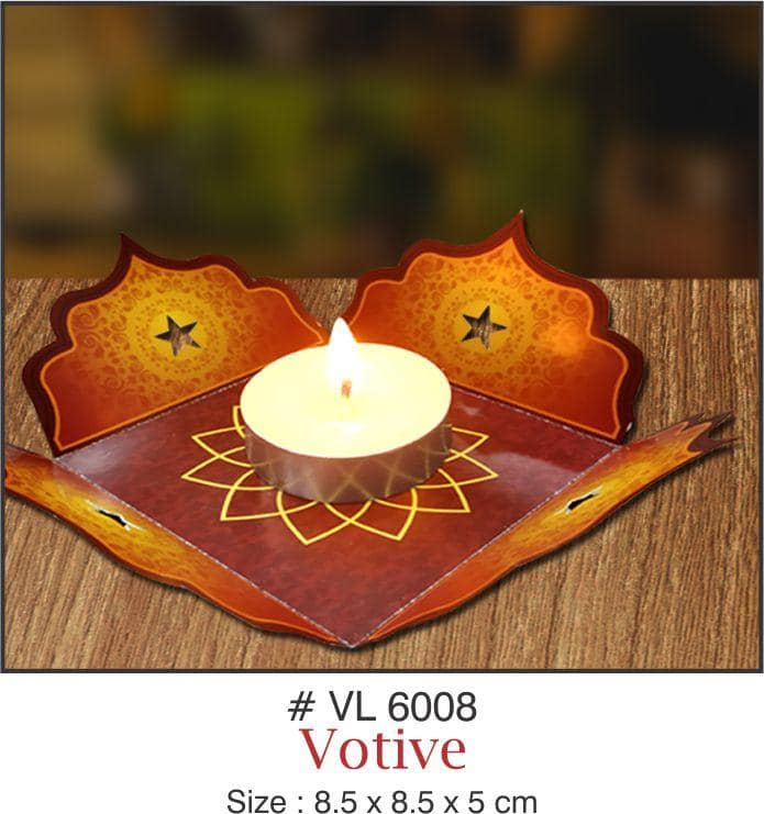 Lighting Decor - Votive - Party Pirates