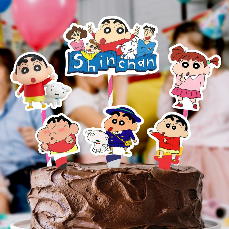 Cake Decora - Shinchan