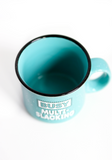 Busy Multi-Slacking Mug