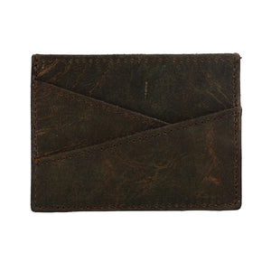 Rustique Credit Card Holder