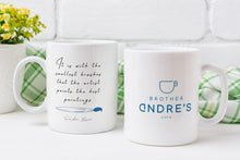 Load image into Gallery viewer, Saint Andre Quote Mug