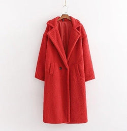 BBWM Autumn Teddy Bear Coat-Devoraels.Ltd