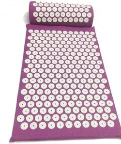 Beyond Life Cushioned Acupressure Massager Mat-Devoraels.Ltd