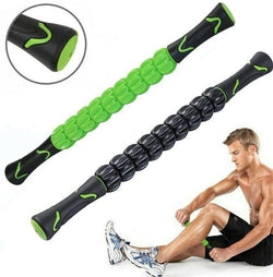 Happy Sport Portable Muscle Roller Massage Stick-Devoraels.Ltd
