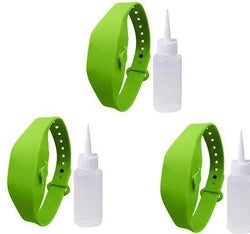 LZWEI Child Dispensable Pump Disinfectant Wristband-Devoraels.Ltd